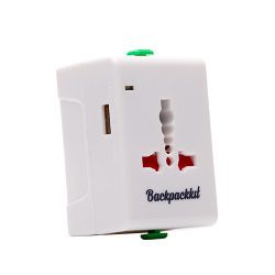 Reiseadapter backpackkit