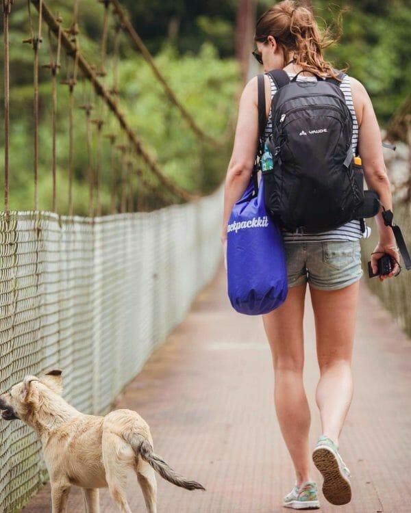 Seesack backpackkit