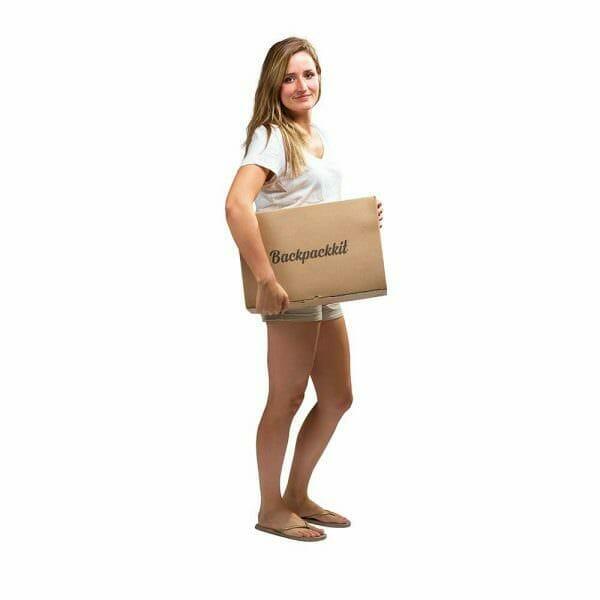 basispakket backpackkit