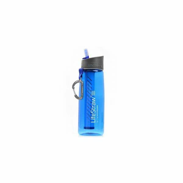 Backpackkit lifestraw go waterfilter