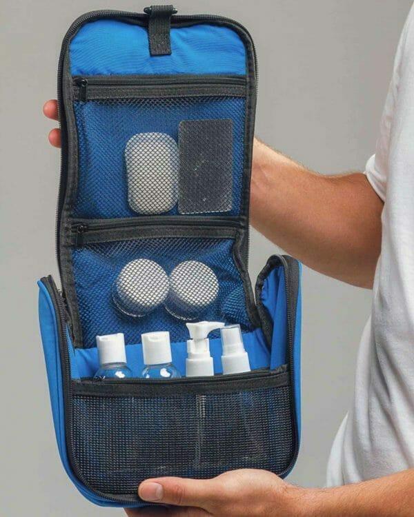 travel bottle set backpackkit