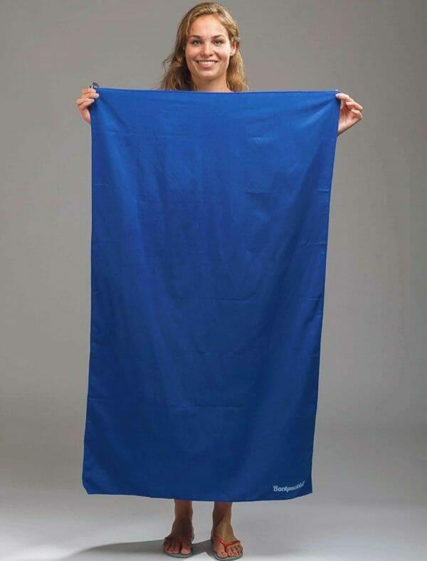 travel towel big backpackkit