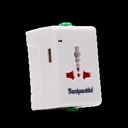 travel adapter backpackkit