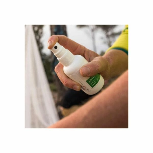 Backpackkit Careplus deet 40% gebruik