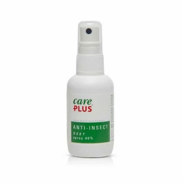 Backpackkit Careplus deet 40%