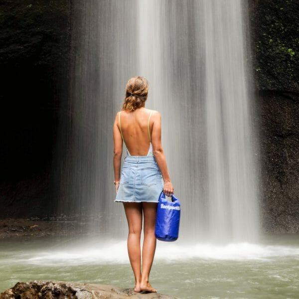 Backpackkit basispakket waterval