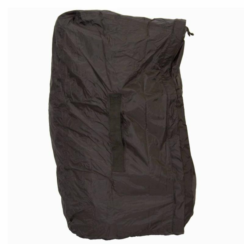 f82e918c9f1 ... Backpackkit lowland flightbag regenhoes voor backpackers gesloten