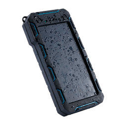 Backpackkit solar oplader en powerbank