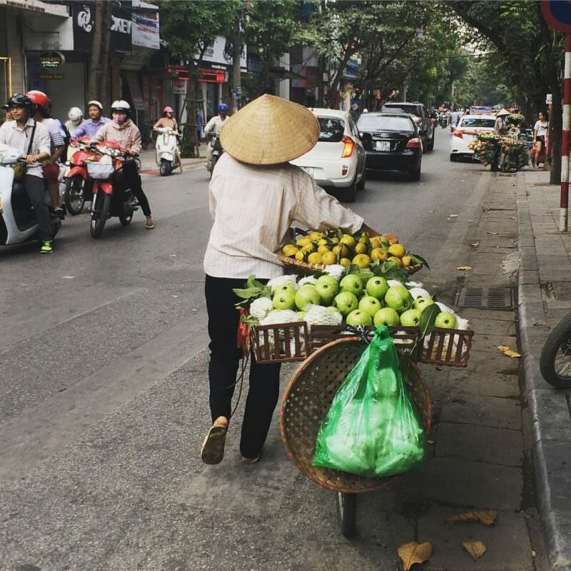 Backpackkit Hanoi