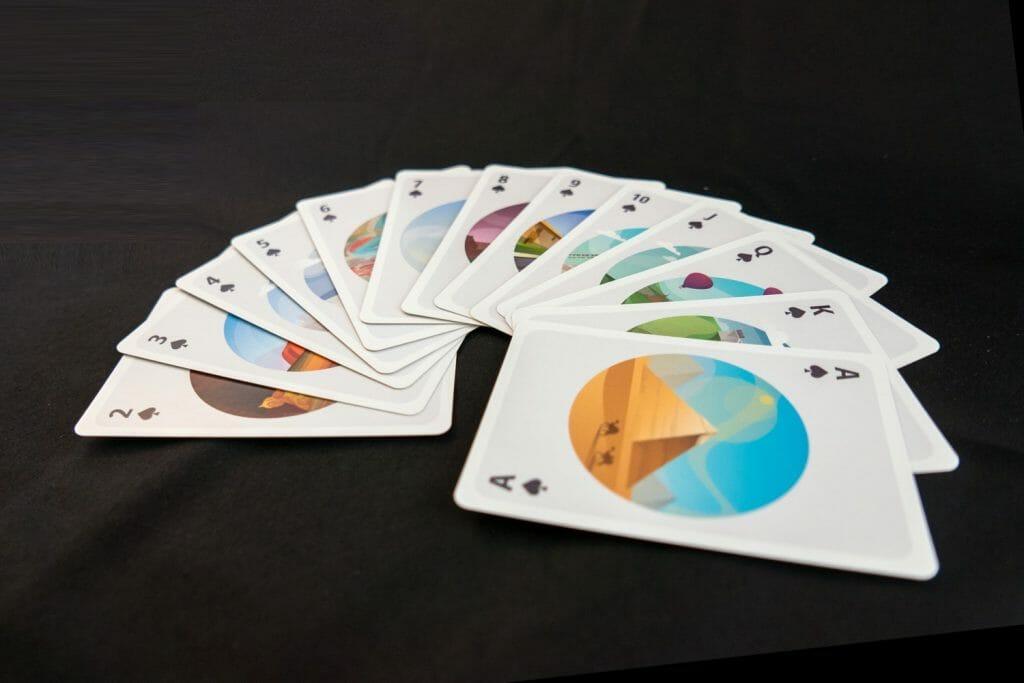 Bucket List speelkaarten voor €0 ( ex €4,95 verzendkosten)