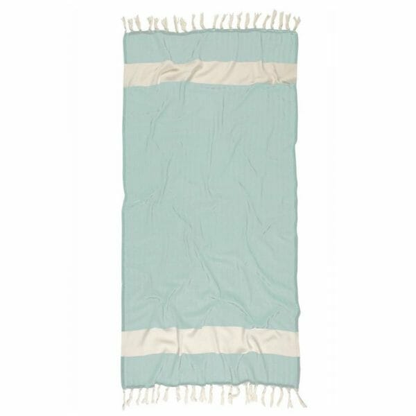 Backpackkit hamam doek mint open