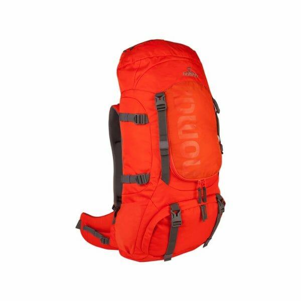 Backpackkit nomad batura 55 Liter oranje