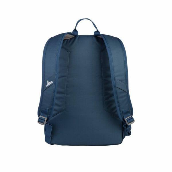 Backpackkit nomad daypakc thorite 20 Liter blauw achterkant