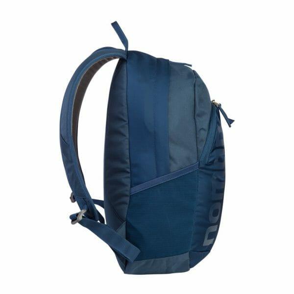 Backpackkit nomad daypakc thorite 20 Liter blauw zijkant