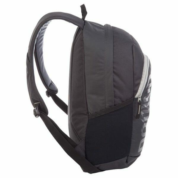 Backpackkit nomad daypack thorite 20 liter zwart zijkant