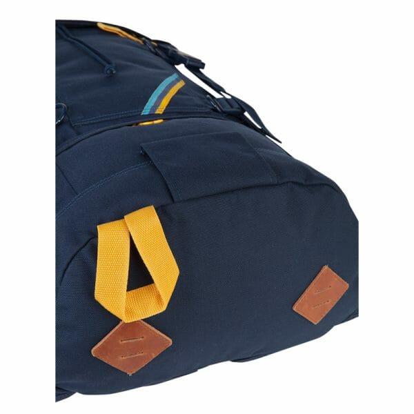 Backpackkit Nomad Eagle backpack 55 liter onderkant