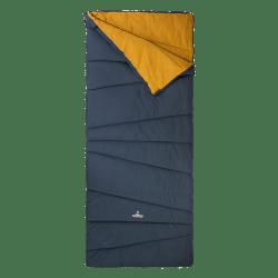 Backpackkit slaapzak nomad melville blauw