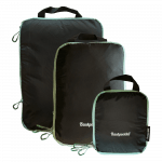 Backpackkit packing cubes set 3 stuks