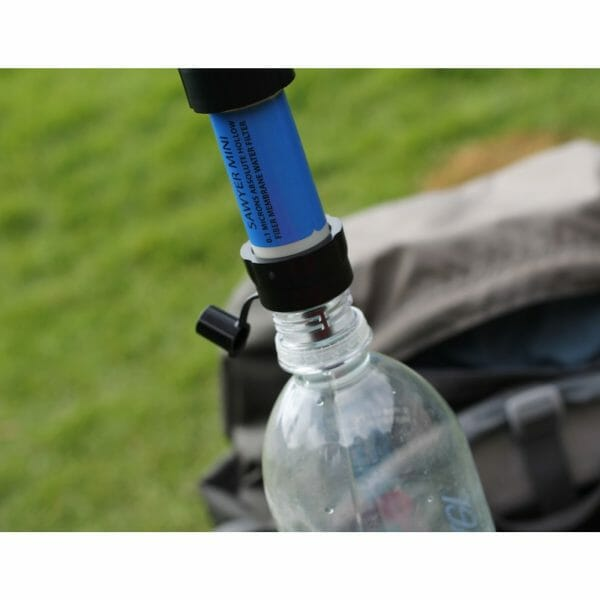 Careplus waterfilter backpacken flesje