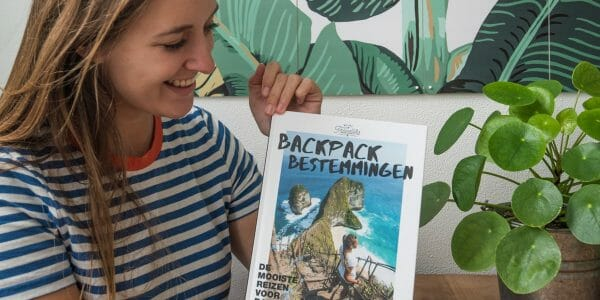 Roëll de Ram met haar nieuwe boek!