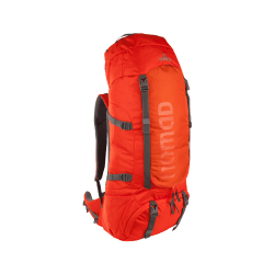 backpack nomad batura oranje backpackkit 70 liter
